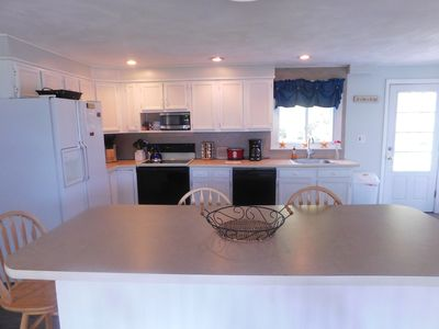 Photo for Lovely Beach House/Discounted Sum 19Only 3 wks left/AC/1mi to 3 state beaches
