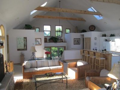Photo for Spectacular Truro BeachHome on a Private Road and a 5 minute walk to Ryder Beach