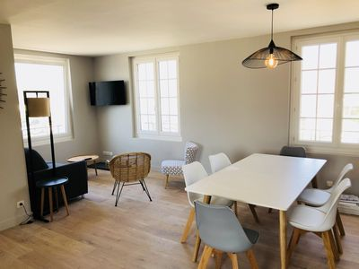 Photo for Apartment sea view renovated