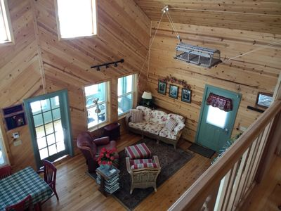 Photo for Peaceful cabin on the Flambeau River