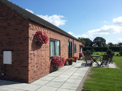 Photo for Holiday home for guests of all ages and abilities in the Vale of York