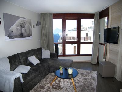 Photo for 2BR Apartment Vacation Rental in Arâches-La-Frasse, Auvergne-Rhône-Alpes