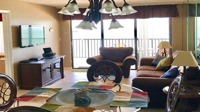 Photo for Beautiful  Beachfront Condo-Seawinds on Marco island