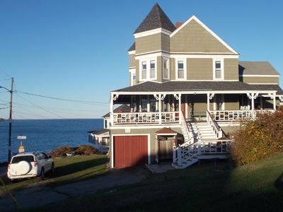 Photo for Victorian Cottage Overlooking Coast