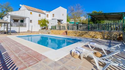 Photo for Spacious holiday home with fantastic garden in Cordoba province