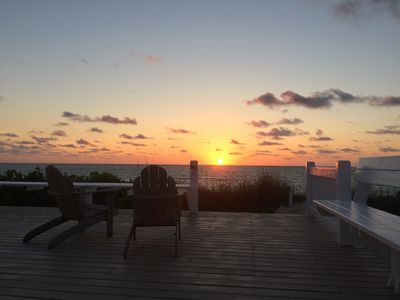 Beach Front Paradise Sleeps 6. Private AND close to all the village amenities.