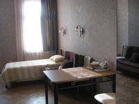 This apartment is ideally located , very central. The apartment is very simple and convenient for 2