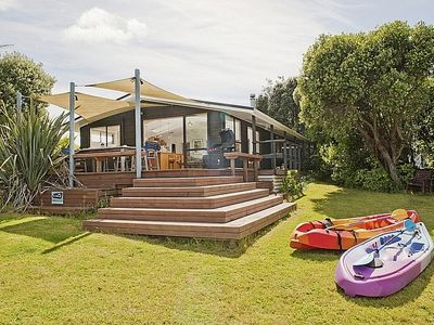 Photo for At the Beach - Tairua Holiday Home