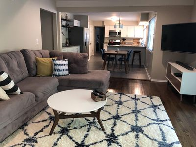 Newly Renovated Ann Arbor home close to Michigan Stadium