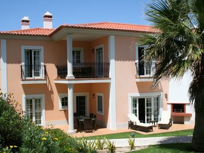 Photo for Luxury 3 bed 3 bath town house in 5* Golf & Beach Resort now with WiFi