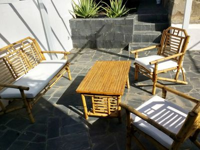 Photo for Apartment with private terrace