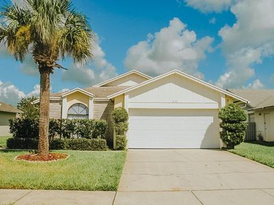 Photo for LOCATION, LOCATION! Lovely home only 4 miles away from DISNEY!