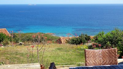 Photo for Palombaggia: House in front of the sea , at Palombaggia, in residence with pools