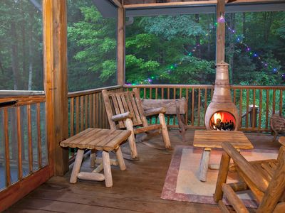 Photo for Ultimate Mountain Retreat for Two!
