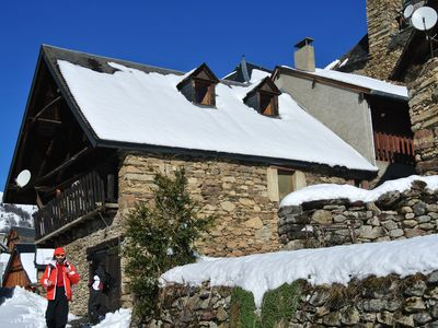 Photo for The Grangerie; Family Chalet In The Station De Ski De Bourg D'oueil.