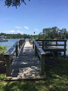 Newly renovated property on big water