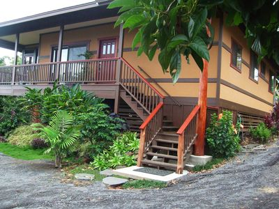 Photo for May/June Discounts Tropical Paradise Home W Pool, Spa, Waterfall, & Gardens (2A)