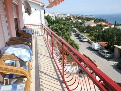 Photo for Apartment in the center of Crikvenica with Parking, Internet, Washing machine, Air conditioning (121397)