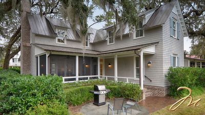 Photo for Montage   Vaulted Ceilings   Private Backyard   Palmetto Bluff   FULL AMENITIES