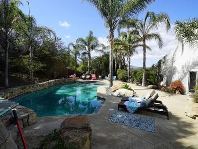 Photo for The Malibu Retreat: Music Promoter Guest House, Yoga Deck & Pool