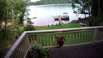 Photo for Lake Nottely Lake House with Private Dock
