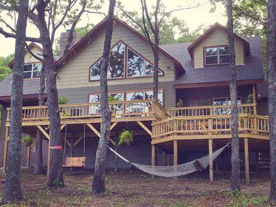 The Lodge at Strayhorn Cove and Private Dock, Water Front Property, Private