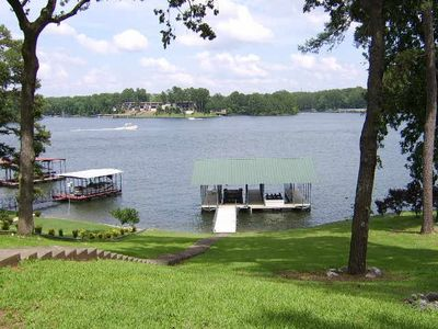 Photo for 'P' Perfect Home On Lake Hamilton With 4 Bedrooms And Awesome View