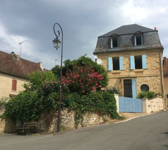 Photo for Stunning French Stone House With Fantastic River Views. Quiet location.
