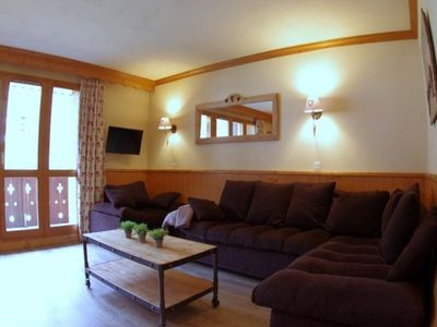 Photo for Apartment Valmorel, 4 bedrooms, 11 persons