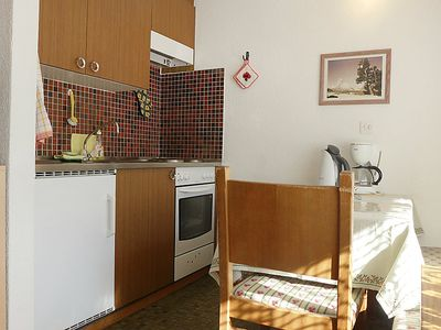 Photo for Apartment Castor und Pollux in Täsch - 2 persons, 1 bedrooms
