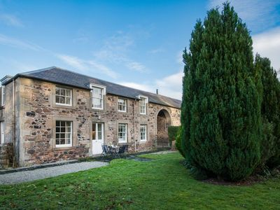 Photo for CRAILING COTTAGE - a peaceful country estate near to Jedburgh & Kelso