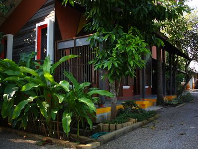 Photo for Bed&Breakfast, 1 King size bed, near Chiang Mai railway station