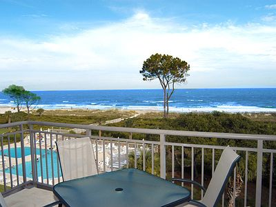 Photo for Ocean One Villas 519: 2 BR / 2 BA villa in Hilton Head Island, Sleeps 6