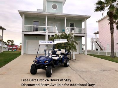 Free Cart for 24 Hours
