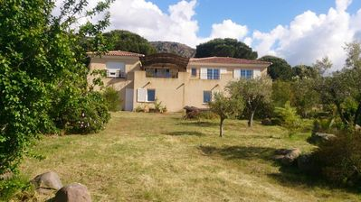 Photo for INDEPENDENT VILLA IN PEACE NEAR CALVI