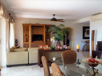Photo for Beautiful Apartment with BEACH, MARINA & GOLF COURSE