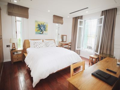 Photo for BC Danang Villa - 50m2 One-Bed Room Luxurious Boutique Apartment