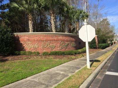 Photo for TUPELO BAY VILLA - FABULOUS VIEW from this End Unit 3rd Floor 3 Br 2 Bath w/Elev