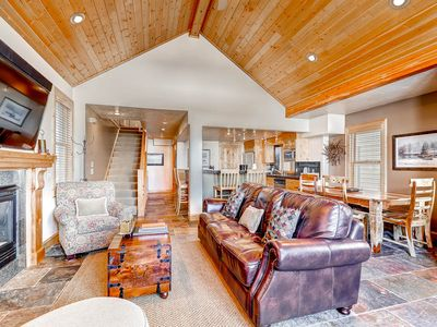 Photo for 336 Woodside Avenue: 2 BR / 3.25 BA home in Park City, Sleeps 8