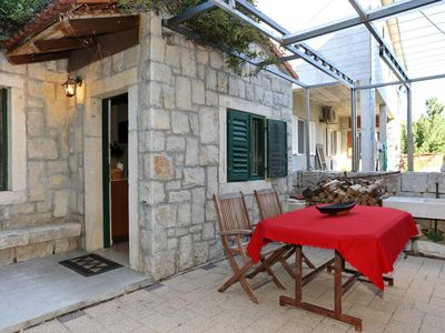 Photo for Three bedroom apartment with terrace Žrnovnica (Split)