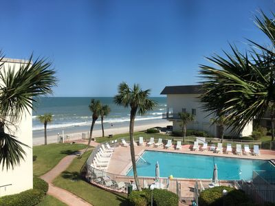 Photo for Fabulous Ormond/Daytona Florida Vacation Condo - Gorgeous Ocean Views, Direct Oc