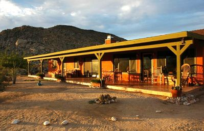 Photo for Pipes Canyon Lodge - Rustic Elegance Close to Pappys - Spa Fireplaces Privacy!