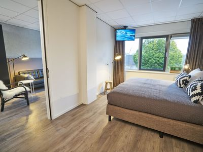 Photo for 50m2 Two Room Apartment | Near Amsterdam & Schiphol