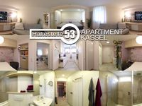 A lovely apartment furnished with thought and care and attention to detail
