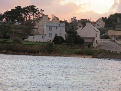 Photo for Sea View Holiday House on the edge of the Aber Wrac'h