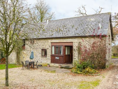 Photo for ASH COTTAGE, pet friendly, with open fire in Dulverton, Ref 984102