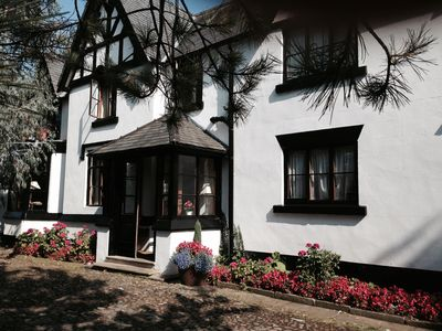 Photo for 16th Century Manor House Offering Superb Accommodation.