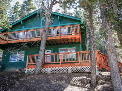 Photo for House in Big Bear Lake with Parking, Internet, Washing machine, Balcony (983628)