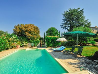 Photo for 4BR House Vacation Rental in Saint-Restitut, Provence