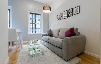 Photo for Prime Location In West Village, Gorgeous, Modern 1 Bedroom With 2 Bath